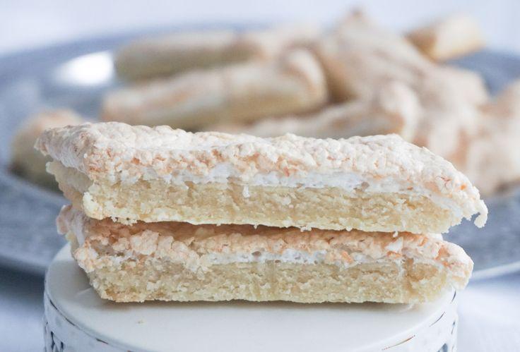 Någon som smakat jitterbuggar någon gång? Helt fantastiskt god kaka som består av mördeg och mar...