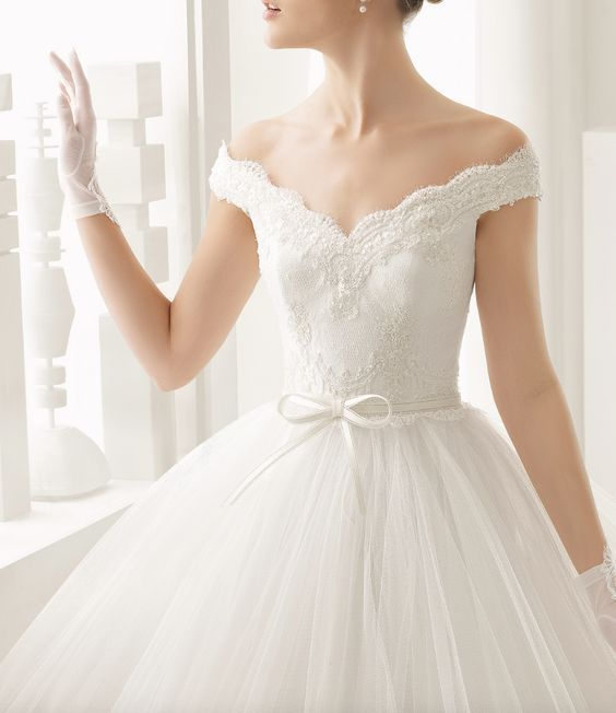 rosa clara wedding dress inspiration