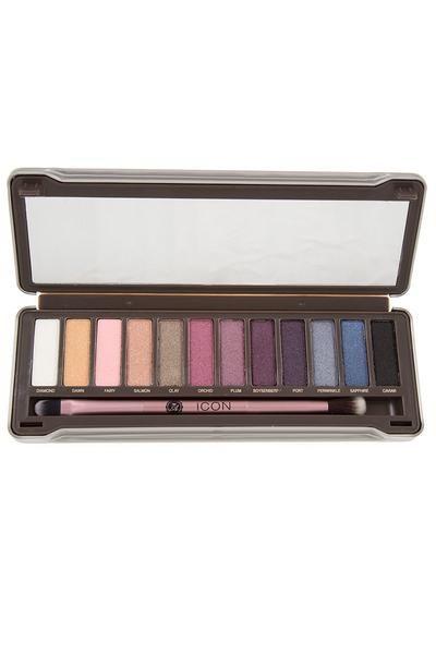 Twilight Colour Eyeshadow Palette