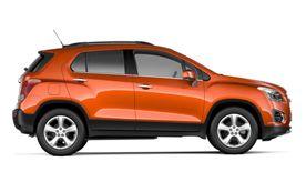 2016 Trax: Small SUV - Compact SUV | Chevrolet