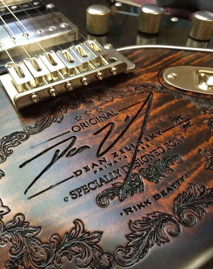 Guitar Fair, Buscando a los mejores constructores de guitarras. Dean Zelinsky Private Label Guitars - USA http://deanzelinsky.com/ - JL Marmol - Google+