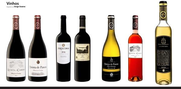 Portfólio - Bebidas & Comidas by jorge , via Behance
