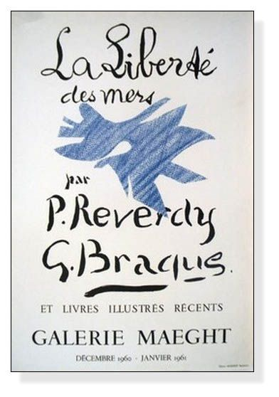 La Liberae 1960年(ジョルジュ ブラック)