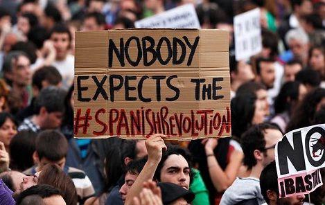 Nobody Expects the #Spanishrevolution: Revolutionary News, Spain S Social, Revolutions, Spanish Revolution
