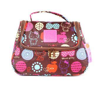 1c5737ba989e Hello Kitty Travel Makeup Bag  Autumn