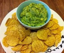 Thermie Green Avocado Dip | Official Thermomix Recipe Community