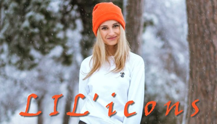 LIL'icons - Still cold up here…casual winter style