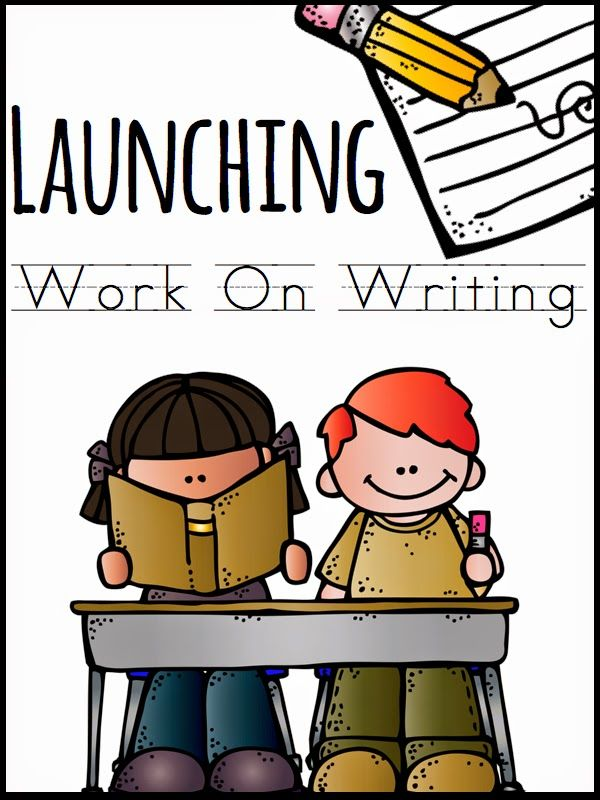 When To Launch The Next Daily 5 {with a focus on work on writing} ~ lots of ideas for writing including a way to keep students' writing in a binder system