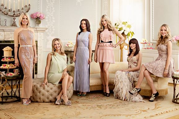 First Look at New Show 'Ladies of London'