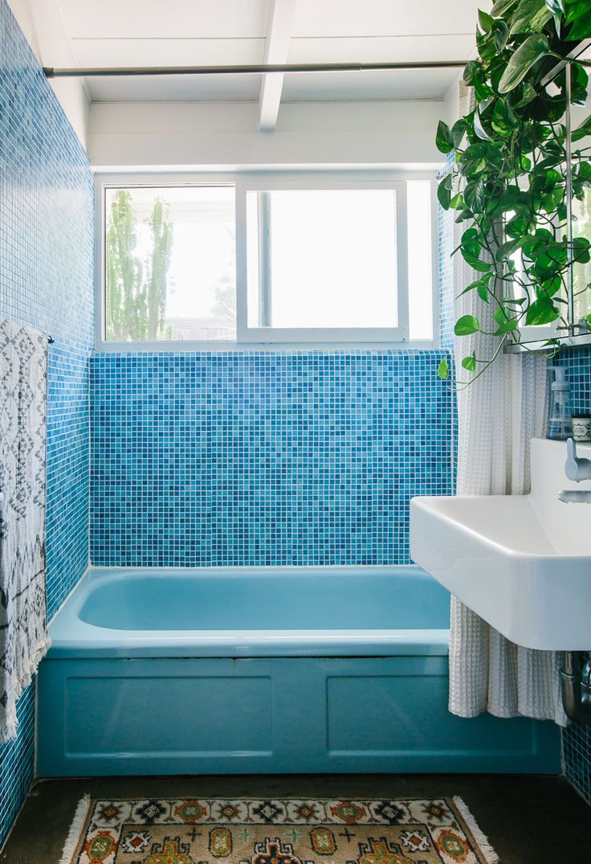 A Vintage Lover's Home in Long Beach, CA   Design*Sponge
