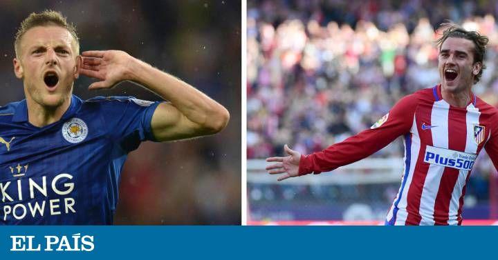 Leicester City - Atlético de Madrid: horario y dónde ver la Champions League en directo | Deportes | EL PAÍS http://deportes.elpais.com/deportes/2017/04/17/actualidad/1492420180_460777.html#?ref=rss&format=simple&link=link