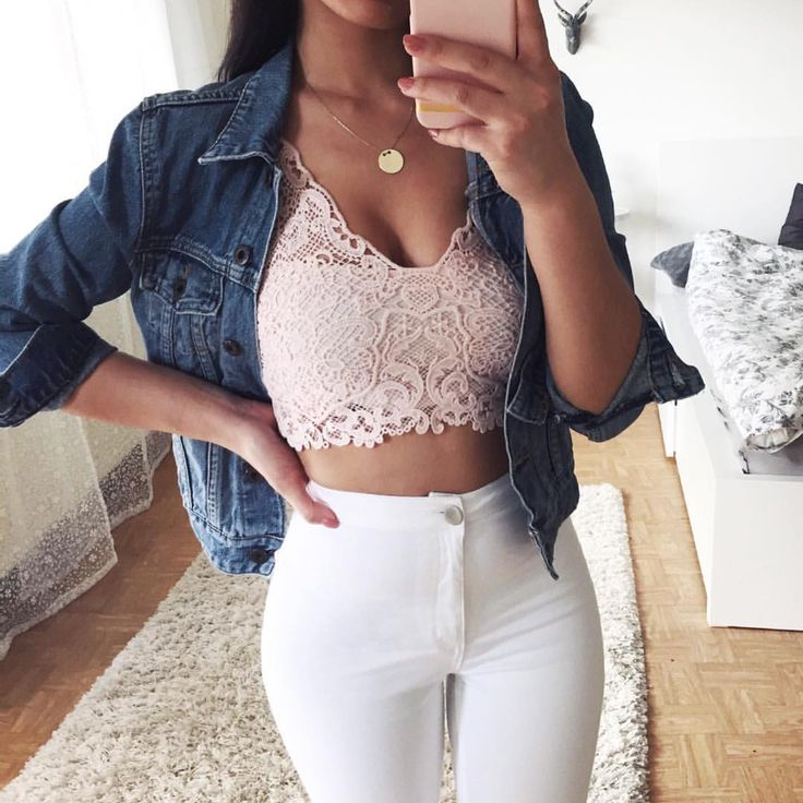 marvelous crop top outfit ideas tumblr 11