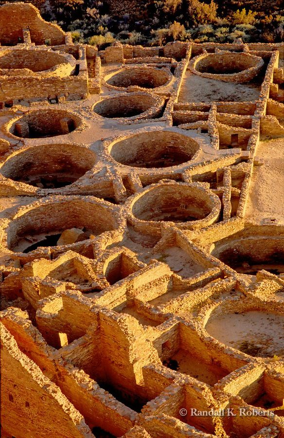 Pueblo Bonita at Chaco Canyon, NM To journey here is amazing..Let your spirit run free while visiting Chaco Canyon.
