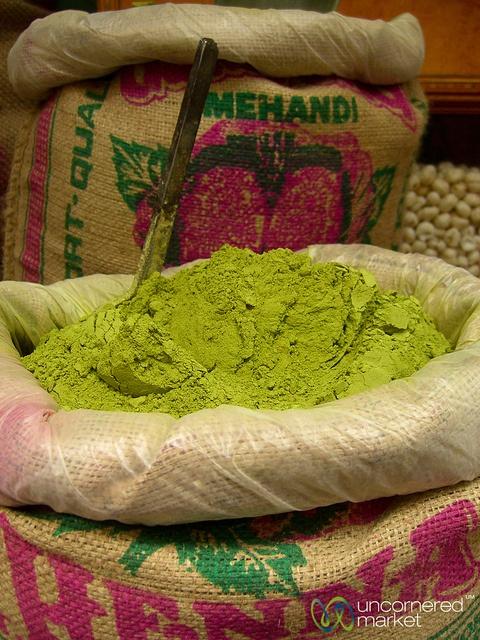Green - Henna Powder: Green Collection, Henna Design, De Henné, Henna Powder, Beautiful Henna, Powder Green, Henné Vertes, Red Henna, Vertes Maroc