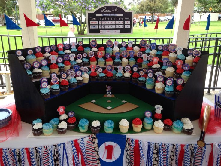 1000 Images About Baseball Theme Kids Birthday Party