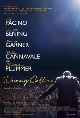 Danny Collins Official Poster - Danny Collins (film) - Wikipedia, the free encyclopedia