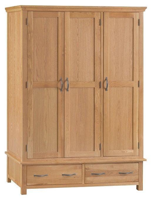 Introducing The Brand New Wimbledon Oak Bedroom Furniture Range This