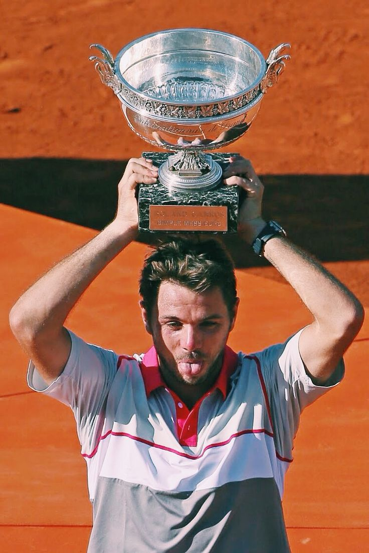 2015 French Open Final Stan Wawrinka defeated Novak