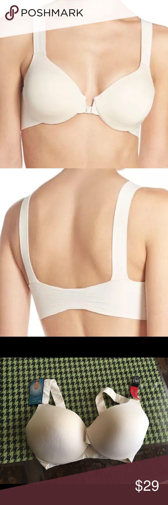 NWT Spanx Bra-llelujah 1485 Touch Underwire Contou NWT Spanx Bra-llelujah 1485 Touch Underwire Contour 32D Minimalist Light Nude SPANX Intimates & Sleepwear Bras