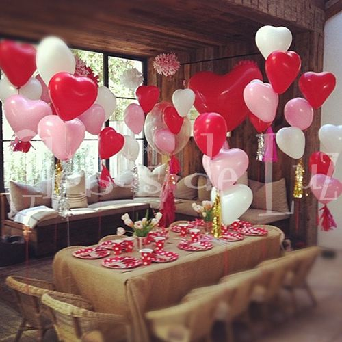 valentine's day party ideas at home