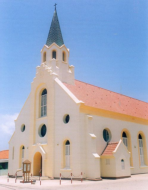 Aruba - St. Anna Church