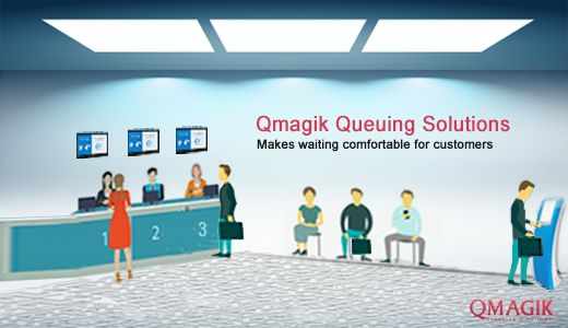 Queuing Solutions - Waiting is painful for everyone!!!! QMagik provides the most comprehensive range of Queue Management solutions available in the market today.