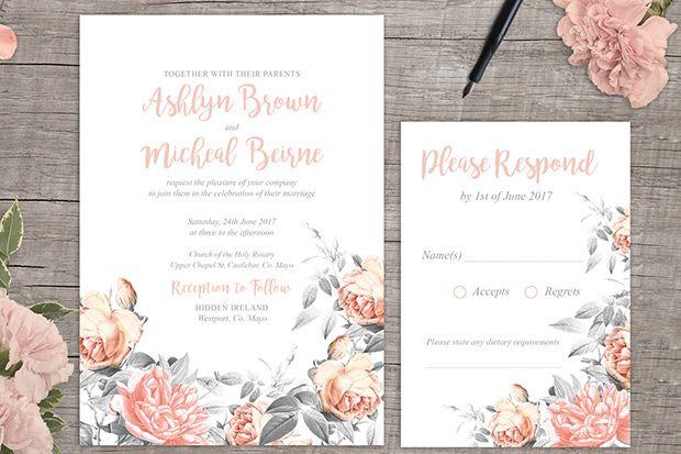 Rosa-Romance-free-printable-wedding-invitation-1