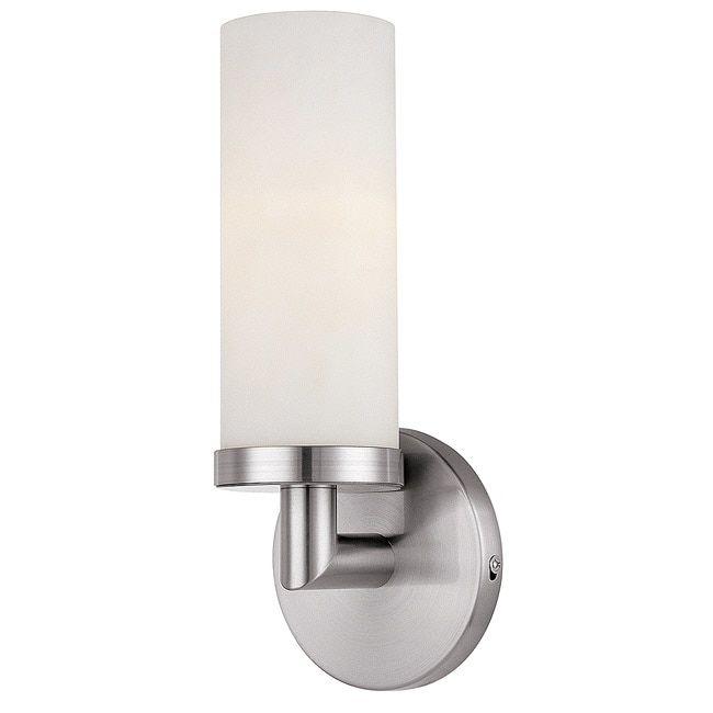 Aqueous One Light Wall Fixture Access Lighting 1 Light Armed Glass Wall  Sconces Wall Light