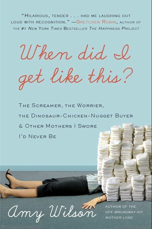 """When Did I Get Like This?"" a book for moms"