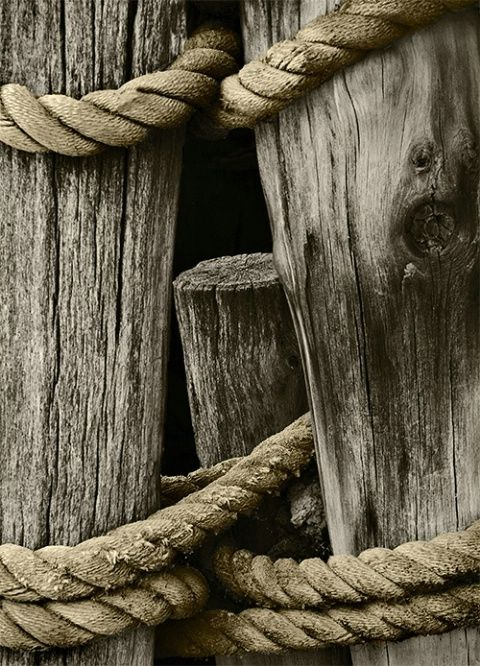 ...•ᘛ Thistle ★ Sisters ᘚ•...   Old ropes.