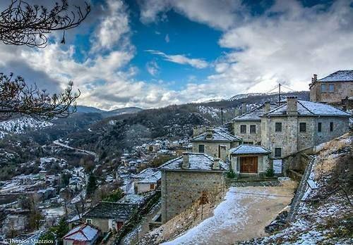 Kipi, Central Zagori (pref. of Ioannina) photo by Thimios Mantzios