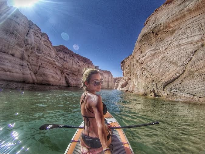 Lake Powell Paddleboards was a GREAT idea - find other fun water things (kayaking?)