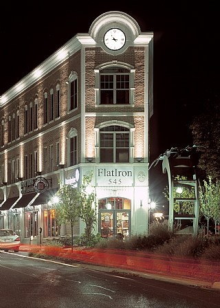 The Fabulous Flat Iron Building | Meet Me in Milford ...
