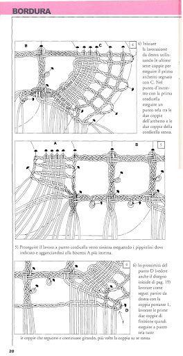 Scuola di pizzo di Cantù 2001 (bolillos) - Blancaflor1 - Àlbums web de Picasa