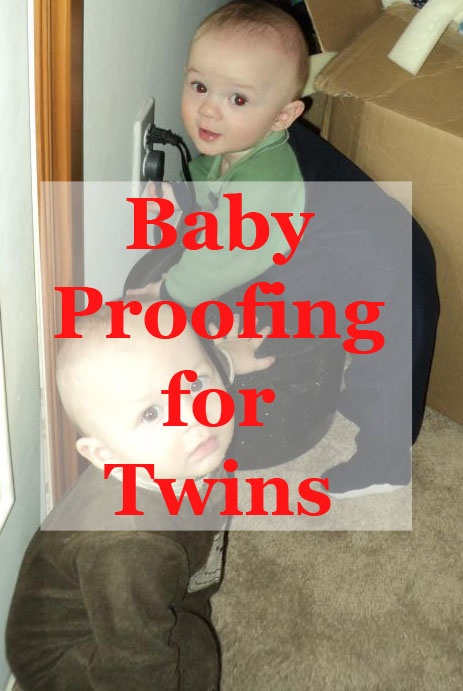 Babyproofing tips for parents of multiple children