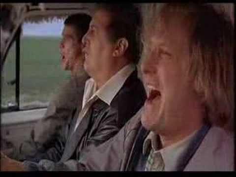 Dumb and Dumber - Mockingbird Scene  @Lauren Davison Weber   oh good times in English!