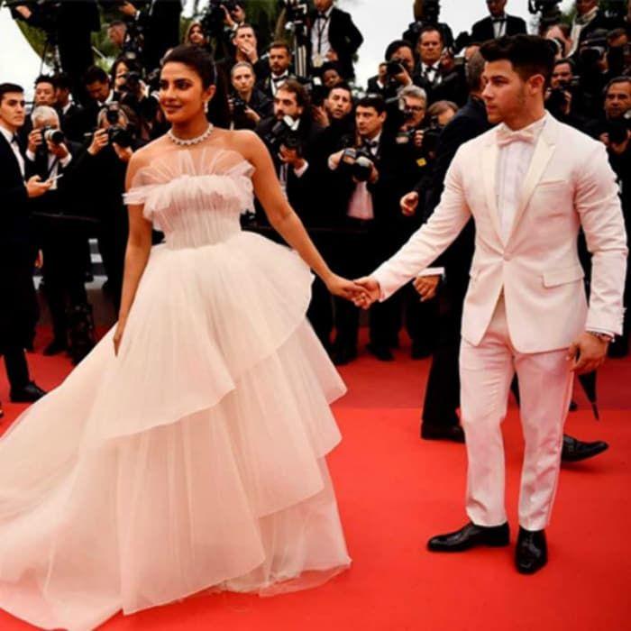 Cannes 2019: Priyanka Chopra And Nick Jonas Look Dreamy In