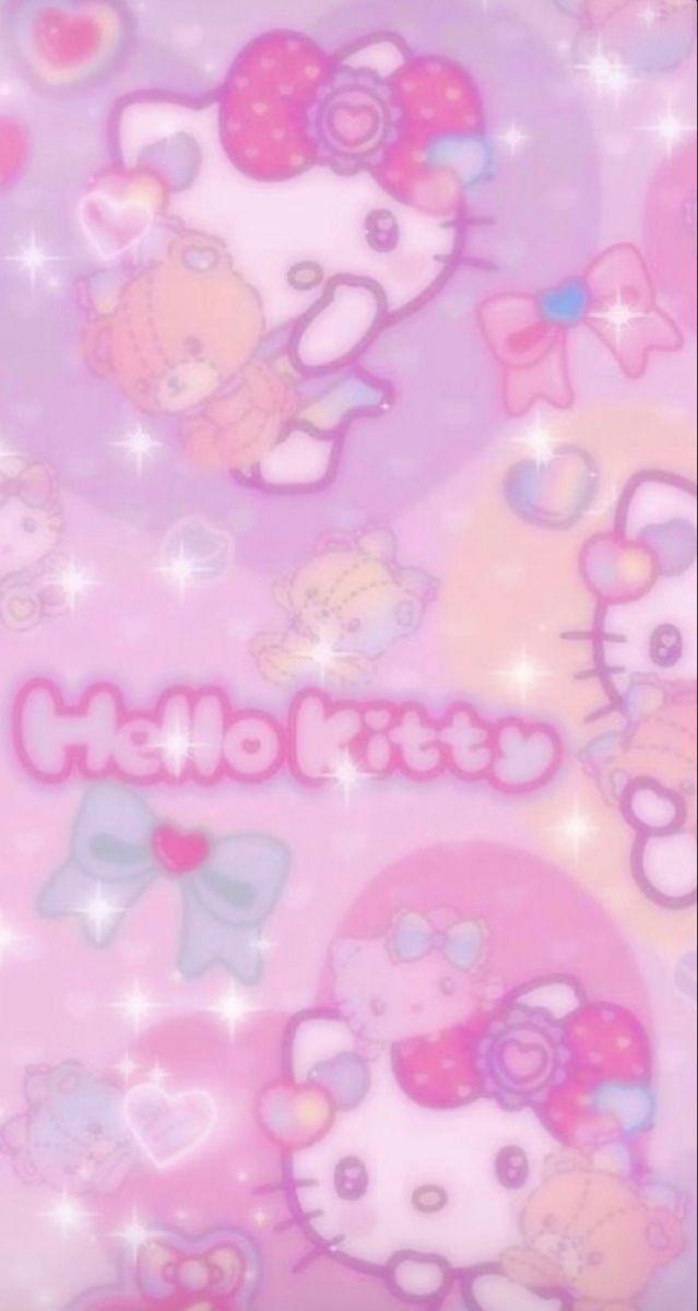 Hello Kitty Aesthetic Hello Kitty Iphone Wallpaper Hello Kitty Wallpaper Hello Kitty Aesthetic Iphone hello kitty aesthetic wallpaper