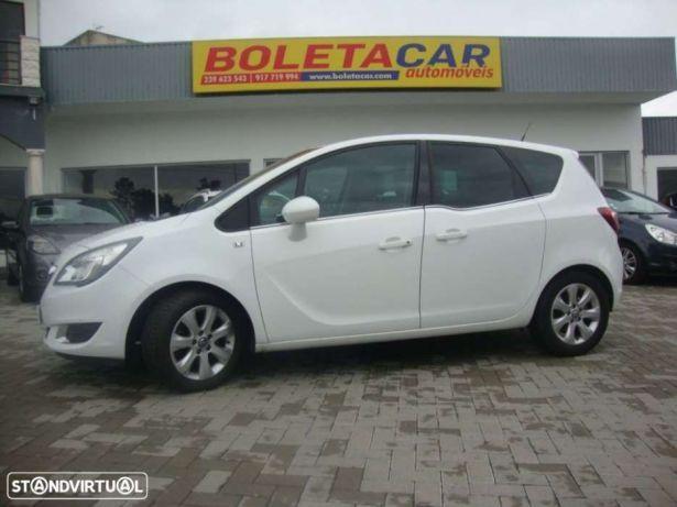 Opel Meriva 1.6 CDTi S/S preços usados