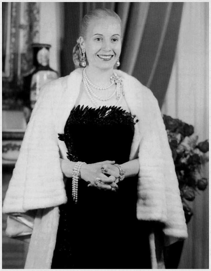 a biography of argentine president juan peron and his wife eva duarte Perón was succeeded by his wife and vice president of argentina maría estela martínez perón and his second wife, eva duarte the wikipedia article juan peron.