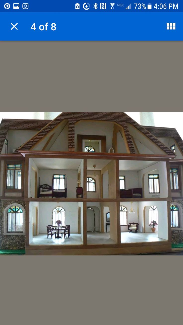 Interior of Tudor house 1k