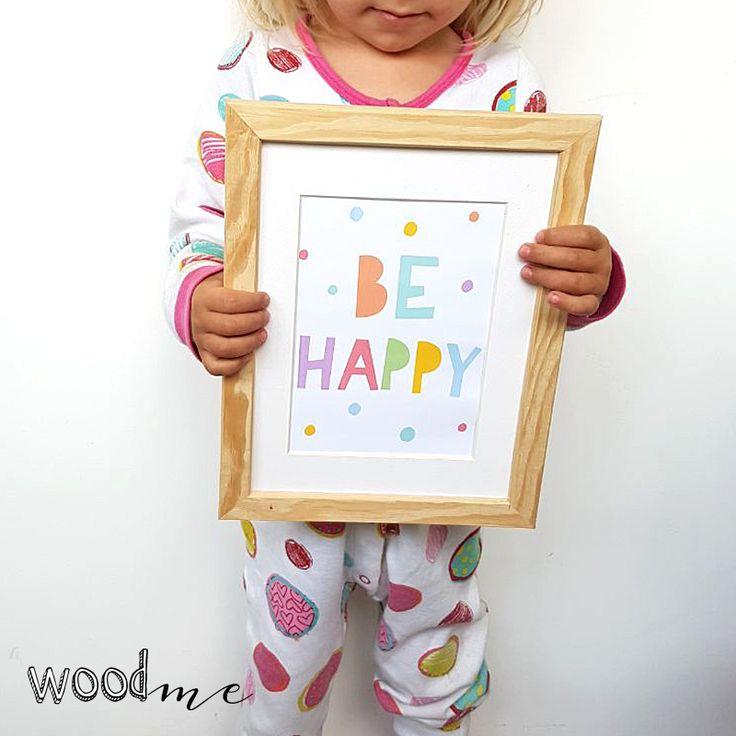 9 отметок «Нравится», 1 комментариев — WoodMe - мебель в стиле loft (@woodme.com.ua) в Instagram: «С воскресеньем вас, друзья! ☀ Будьте счастливы! . . . . #woodme #frame #frames #рамка…»