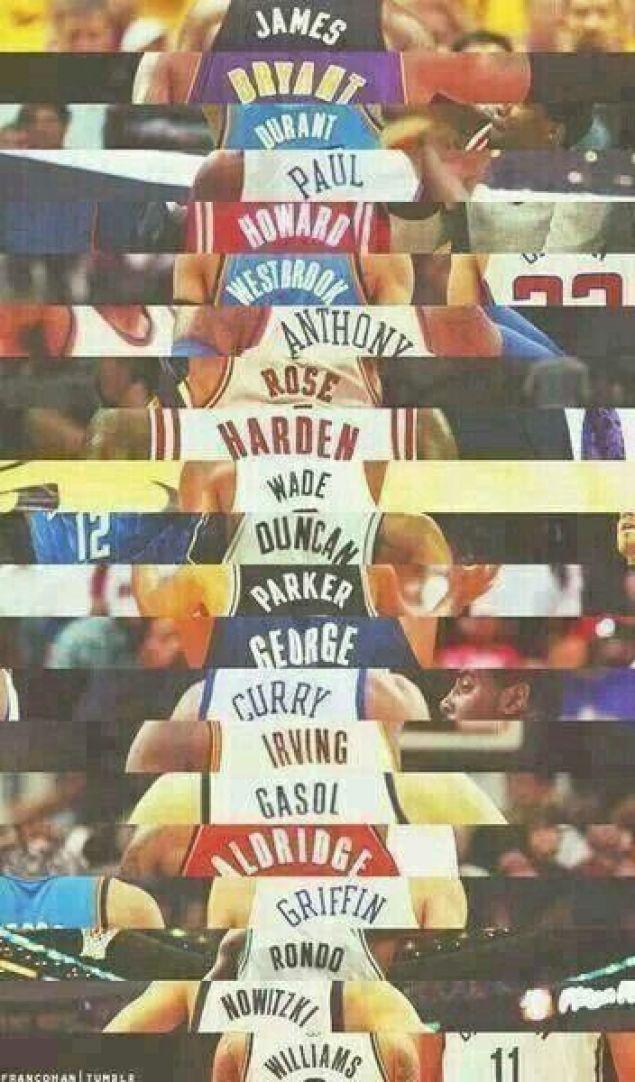 NBA PLAYERS 2 basketball NBA basketball birthday party