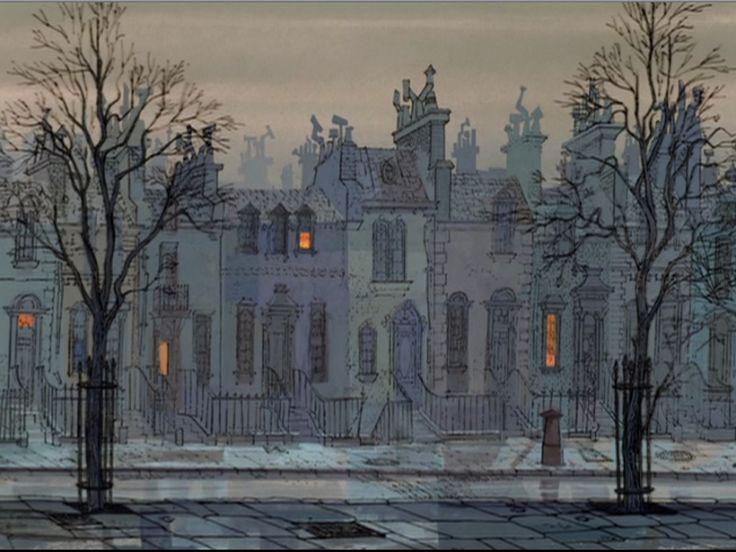 17 cherry tree lane stage | Londra e Parigi: le location preferite dei cartoni Disney | TRAVEL'S ...