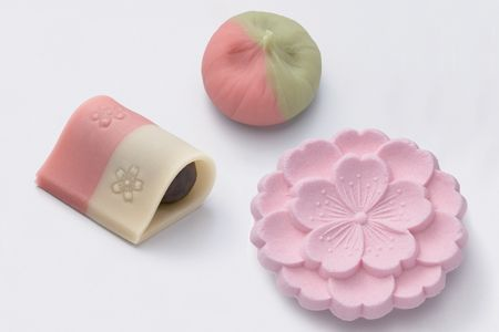 Wagashi: Japanese Confections, Seasonal Treats Co-presented with The Japan Foundation, NY Wed. Mar. 21, 2012, 6:30 PM