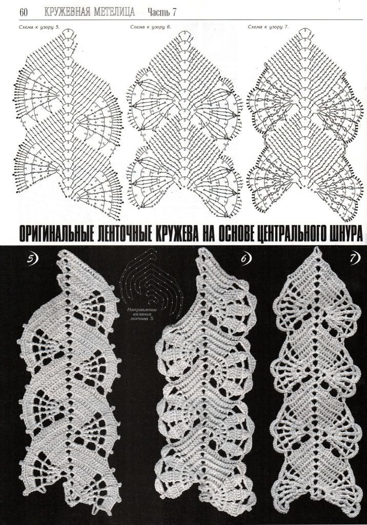 Free Crochet Pattern Irish Lace Scarf : 25+ Best Ideas about Lace Crochet Patterns on Pinterest ...