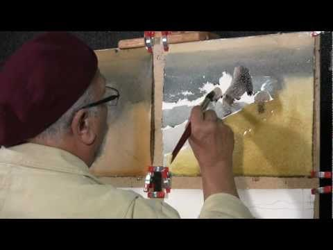 Watercolor classes Juan Pena #6