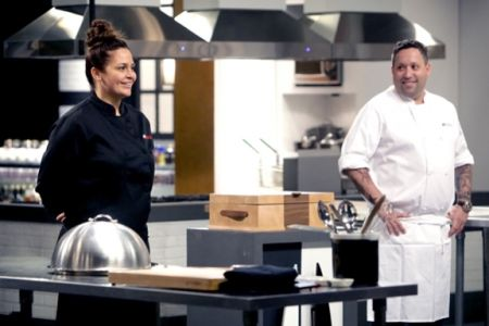 Food Network Top Chef Duels