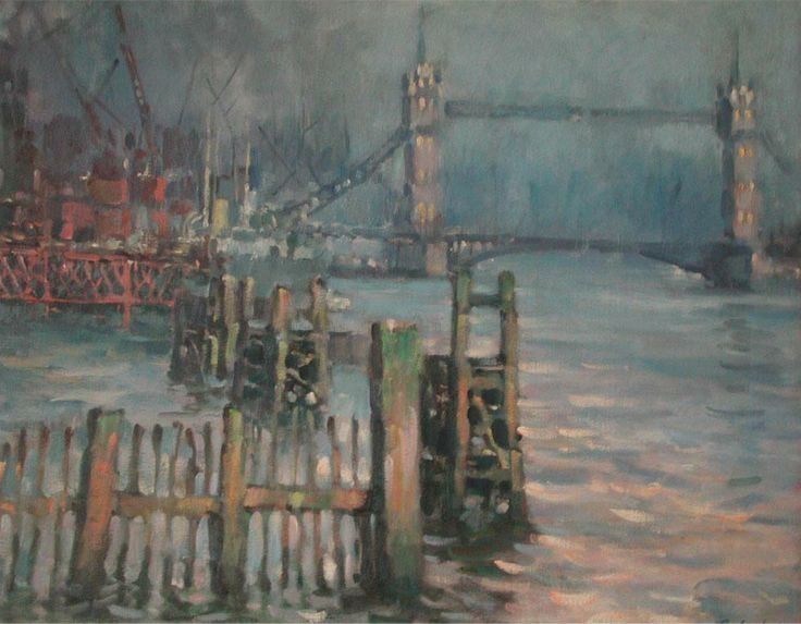 Tower Bridge London by Colin Colahan