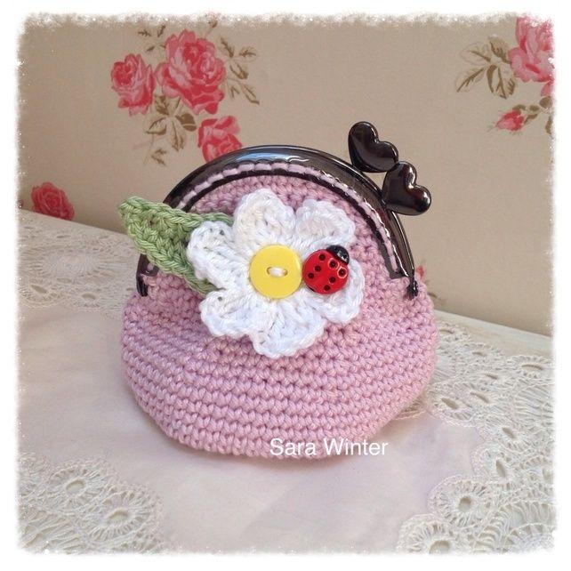 Crochet Coin Purse £10.99